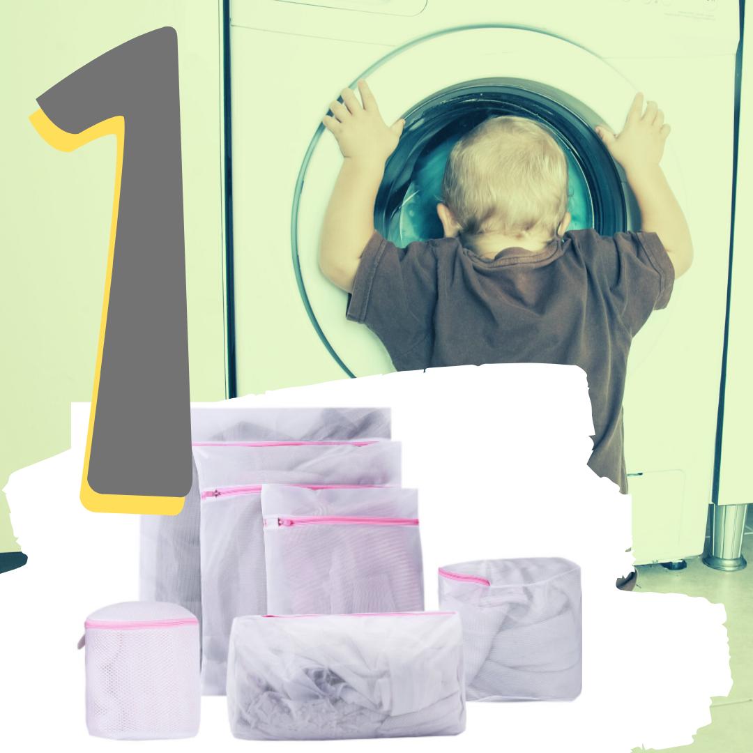 sacchetti per il bucato